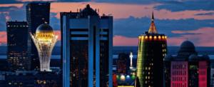 Получение визы в Казахстан