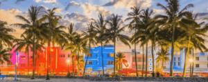 Сколько времени лететь до Майами