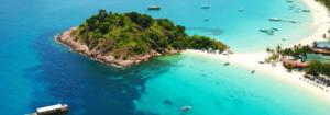 Коралловые рифы острова Реданг