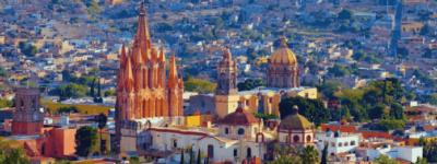 собенности погоды по месяцам в Мехико