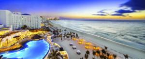 Сколько времени лететь до Канкуна