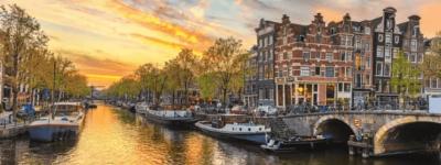 Какую визу нужно получить, чтобы въехать в Амстердам