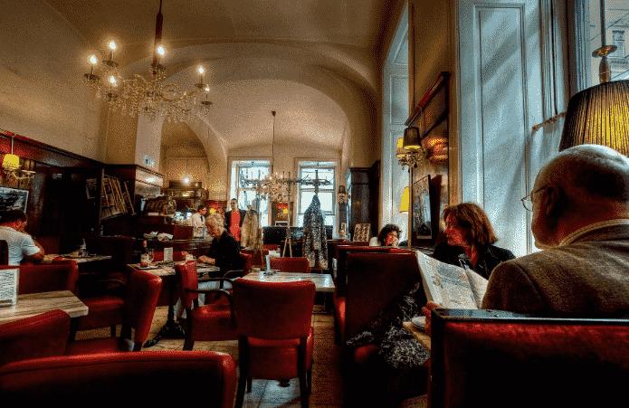 Рестораны_Австрии