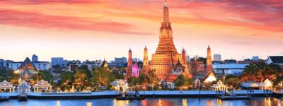 Сколько лететь в Таиланд
