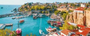 Сколько лететь в Турцию