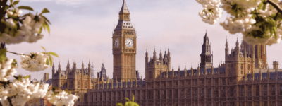 Сколько лететь до Лондона