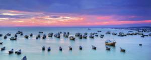 Как выбрать месяц для серфинга во Вьетнаме: погода в Муйне