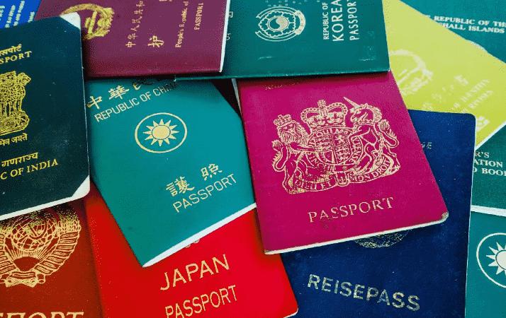 Топ паспортов мира