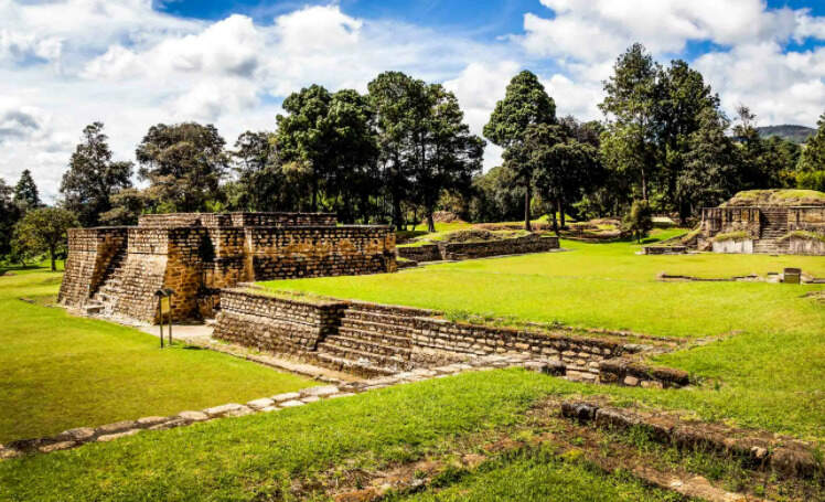 Археологическая зона Ишимче