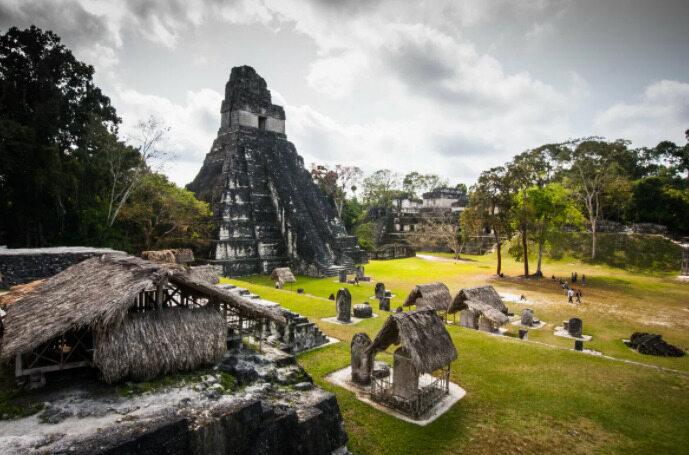 Национальный парк Тикаль и храм