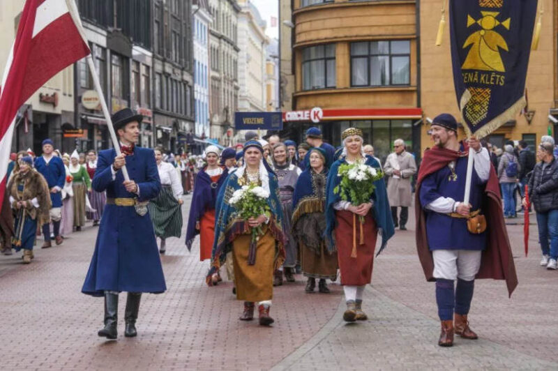 независимость латвии