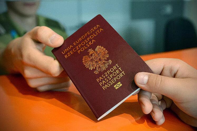 польское гражданство