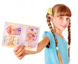 Документы для выезда за границу с ребенком