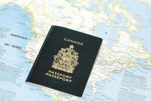 Визы и иммиграция в Канаду