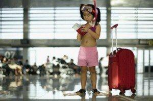 Порядок оформления загранпаспорта для детей до 14 лет