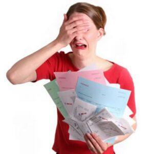 Как узнать о своих долгах перед выездом за границу?