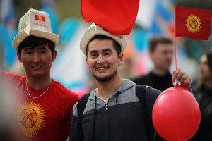 Мигранты Кыргызстана