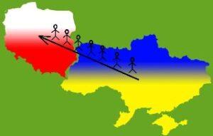 Эмиграция в Польшу из Украины