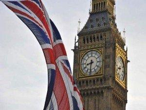 Первый въезд в Британию