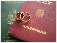 Немецкая виза для невесты