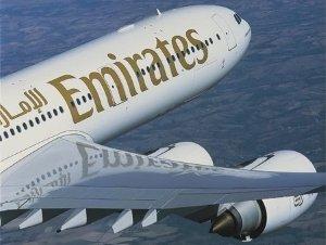 Полет в Эмираты