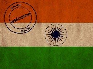 Въезд в Индию