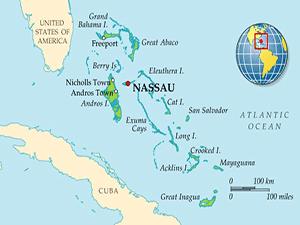 Виза на Багамы для россиян в 2018 году