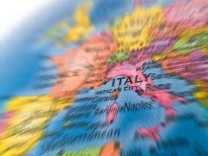 Въезд в Италию