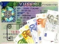 Стоимость финской визы