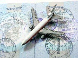 Выезд за границу