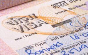 Виза в Индию по прилету в 2018 году
