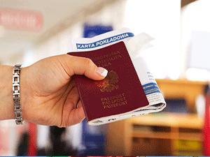 Выдача визы