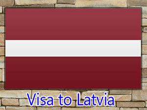 Виза в Латвию