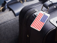 Транзит через США