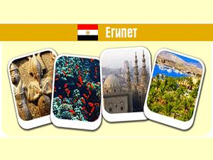 Образец заполнения визы в Египет в 2017 году