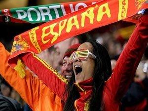 Жители Испании