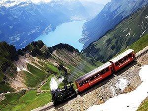 Природа в Швейцарии