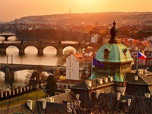 Жизнь в Праге