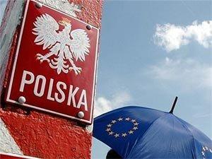 Въезд в Польшу