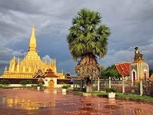 Жизнь в Лаосе
