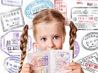 Как заполнять анкету на детский загранпаспорт