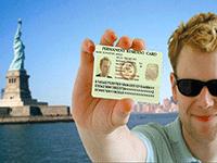 Лотерея Green Card США 2017 в Узбекистане