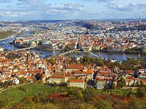 Едем в Чехию