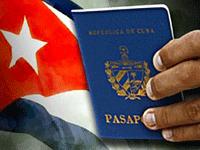 Паспорт гражданина Кубы