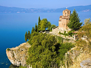 Едем в Македонию
