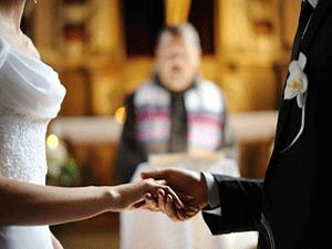 Бракосочетание в Дании