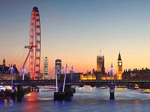 Жизнь в Лондоне