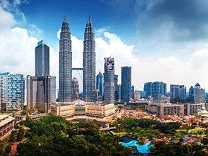 Бизнес-центр Малайзии