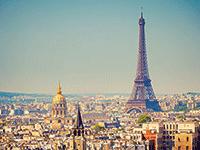 Сколько лететь до Парижа