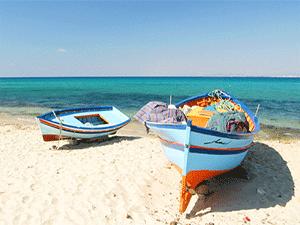 Путешествии по Тунису